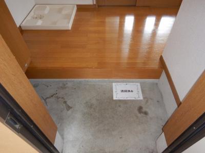 【玄関】エクセリーナ1