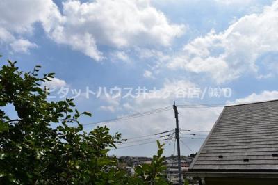 【展望】六ッ川2丁目貸家