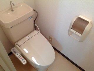 【トイレ】サンブレス