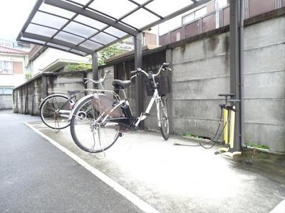 【その他共用部分】ルームピア浜田山