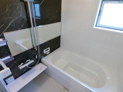 【浴室】龍ヶ崎市城ノ内2丁目2期 新築戸建 1号棟