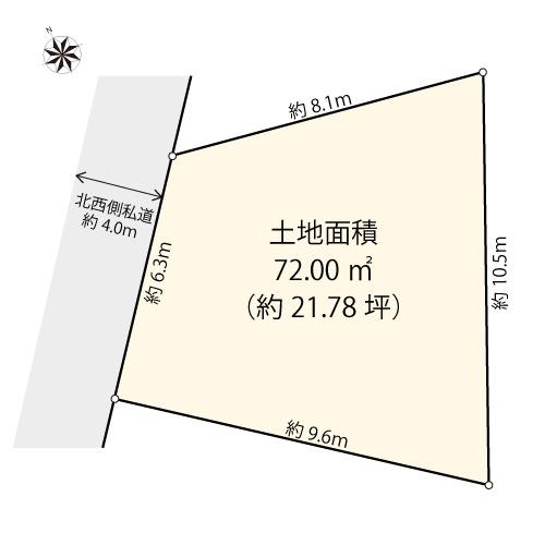 【土地図】港区西麻布4丁目