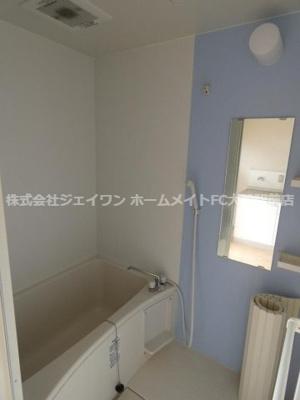 【浴室】メゾン湘南