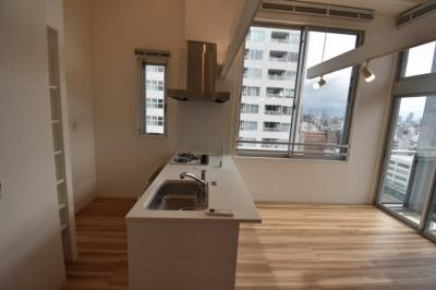 【キッチン】新築高級デザイナーズマンション ZOOM錦糸町
