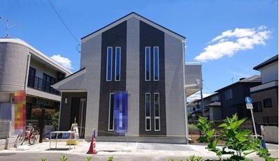 【外観】A245 新築戸建て 小平市花小金井1丁目