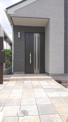 【玄関】A245 新築戸建て 小平市花小金井1丁目