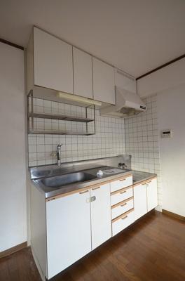 【キッチン】RYOKOビル