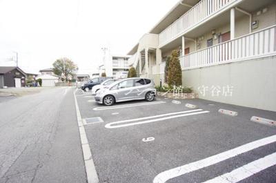 【駐車場】サンセール