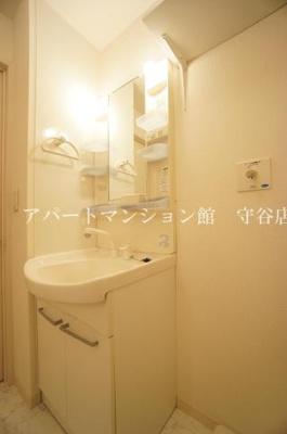 【洗面所】サンセール