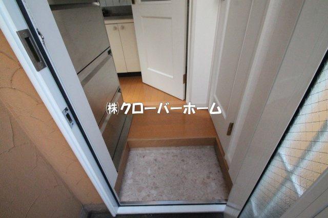 【玄関】フォンターナ相模大野