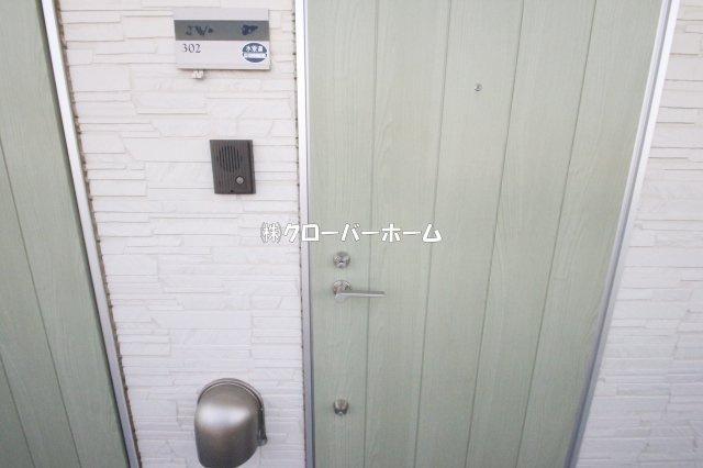 302号室の写真です