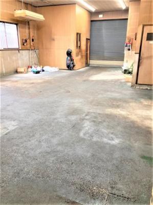 【内装】今福西6丁目貸工場