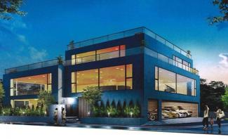 建物プラン例(ABC区画)
