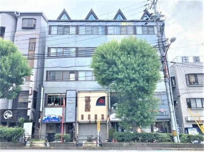 【外観】八坂町貸店舗