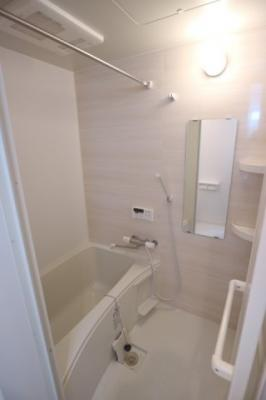 【浴室】アーベインテラス氷川台