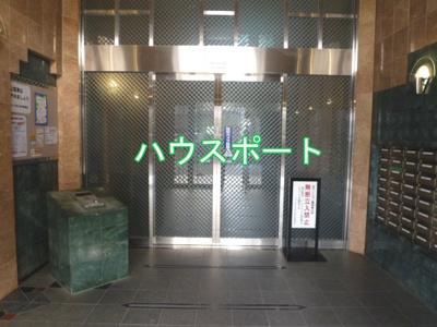 【エントランス】パデシオン宇治三室戸