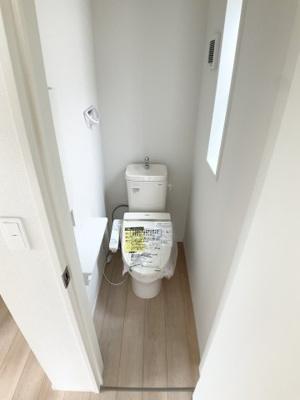 【トイレ】加東市多井田 第2 1号棟 ~新築一戸建~