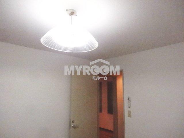 全居室照明完備