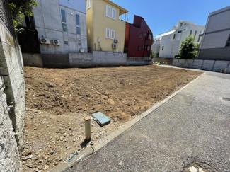 【土地図】港区西麻布4丁目 建築条件なし土地