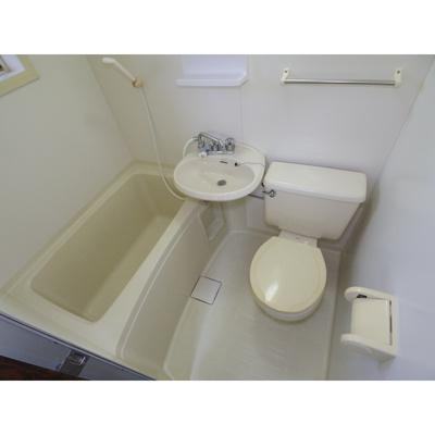 【浴室】ドミール駅前