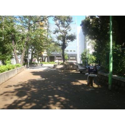 公園「お茶の水公園まで1347m」