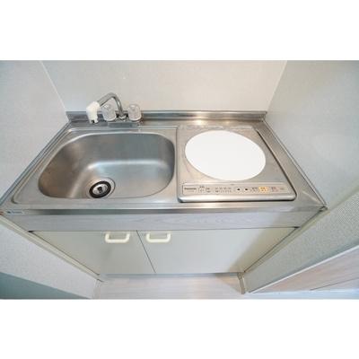 【浴室】豊町中央コーポ