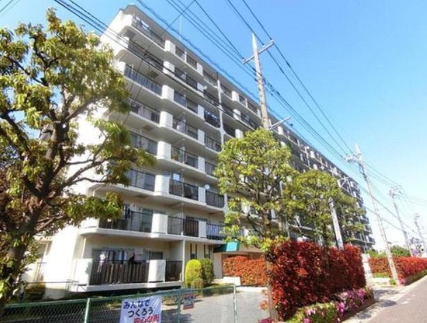 「メゾン浦和B棟 」7階建マンション~JR埼京線「中浦和」駅徒歩12分、複数路線利用可能
