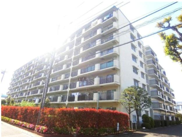 総戸数131戸のビッグコミュニティ~嬉しいペットと暮らせるマンション