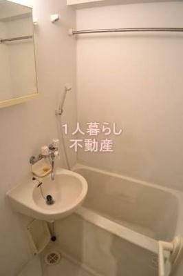 浴室乾燥機がついたお風呂です