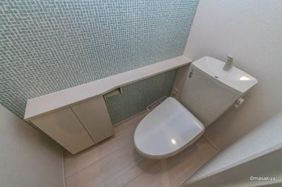 【トイレ】レジェーロ稲葉