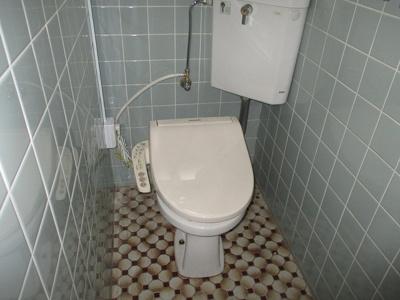 【トイレ】マハロアパート