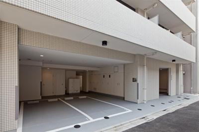 【駐車場】森下レジデンス壱番館駐車場