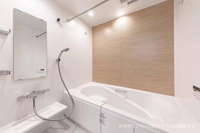 【浴室】サン ヒルズ B