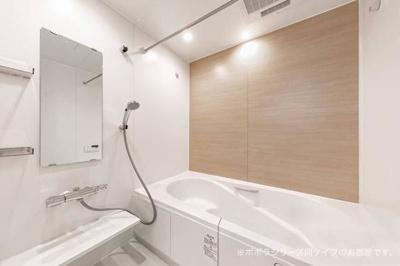 【浴室】サン ヒルズ A