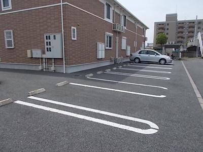 【駐車場】サンライズ ナカガワF
