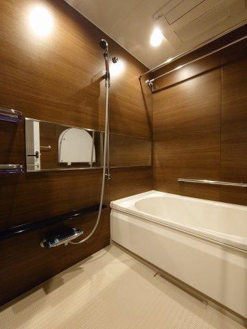 【浴室】グランドメゾン新川崎加瀬山