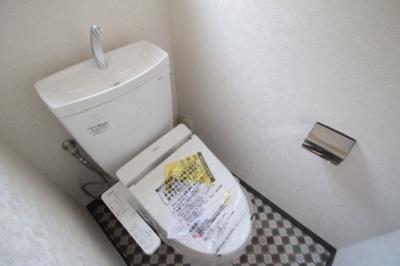 【トイレ】プルミエール高須