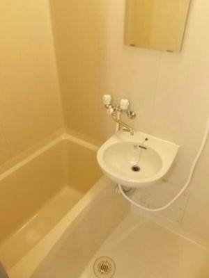 【浴室】シティハイツ高橋B