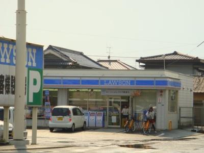 ローソン福山手城4丁目店(コンビニ)まで349m