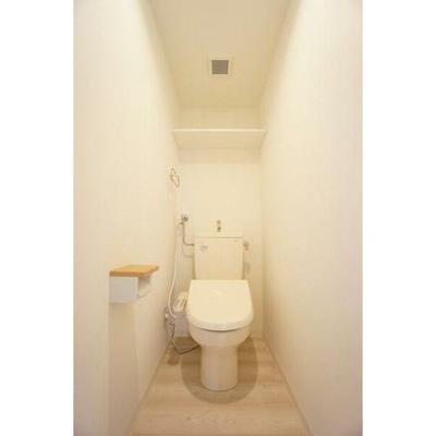 【トイレ】ピオネロ山鼻