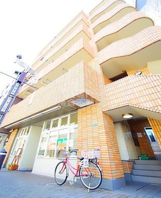 【エントランス】龍生堂橋本ビル