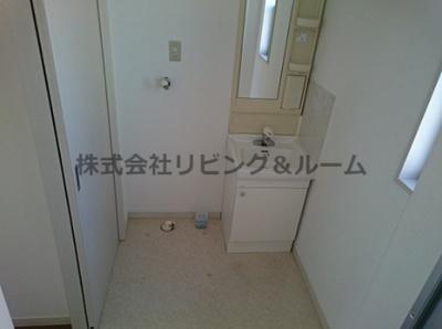 【洗面所】グランピアコーポ・E棟