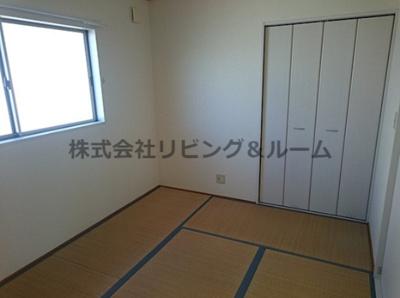 【和室】グランピアコーポ・E棟