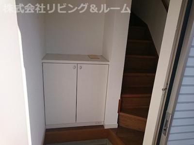 【収納】グランピアコーポ・E棟