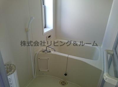 【浴室】グランピアコーポ・E棟