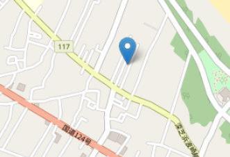 【地図】グランピアコーポ・E棟