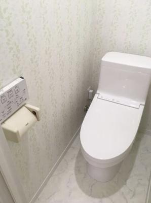 【トイレ】いしおかビル鷹番