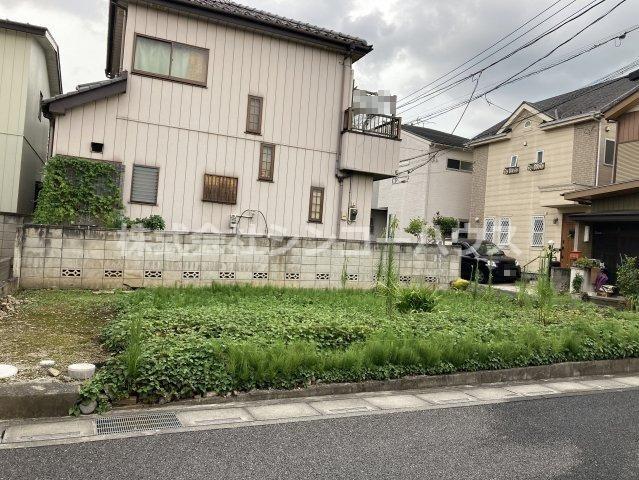 【外観】岩槻区東町一丁目 売地