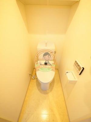【トイレ】リヴシティ妙蓮寺