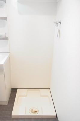 ・室内洗濯機置場・